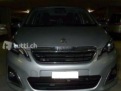 gebraucht Peugeot 108 1.0 Pure Tech Allure Top ETG, gebraucht