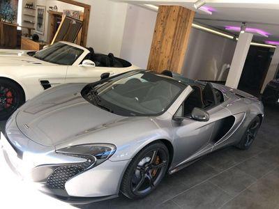 gebraucht McLaren 650S Spider 3.8 V8 SSG