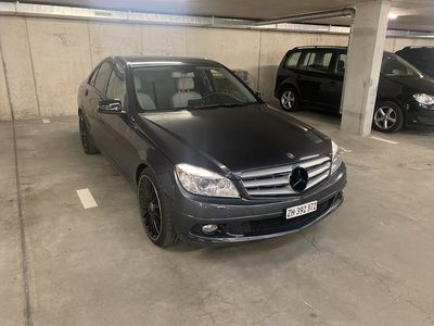 gebraucht Mercedes C280 C-KlasseV6 4matic