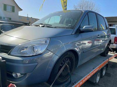 gebraucht Renault Scénic 2.0 16V Fairway Automatic