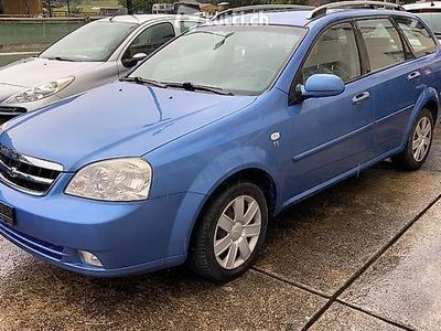 gebraucht Chevrolet Nubira Stat 2.0D