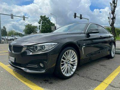 gebraucht BMW 420 Gran Coupé 4er d xDrive Luxury Line Steptronic