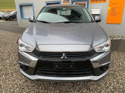 gebraucht Mitsubishi ASX 1.6 DID Pure 4WD
