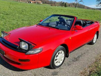 gebraucht Toyota Celica Celica GTI Cabriolet Jahrgang 1992GTI Cabriolet Jahrgang 1992