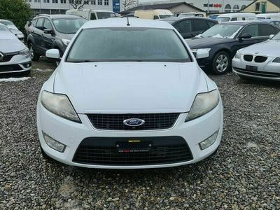 gebraucht Ford Mondeo 2.0 TDCi 16V Carving Automatic