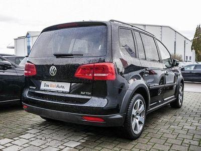 gebraucht VW Touran Cross 2.0TDI 170PS DSG NUR 49tKM! XENON L
