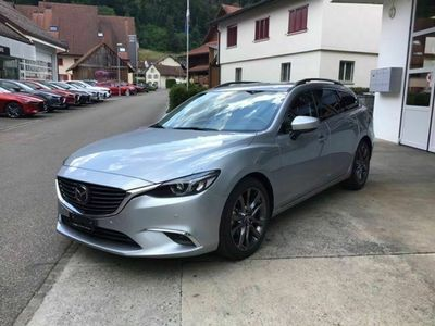 gebraucht Mazda 6 6 Sport Wagon 2.2 D HP Revolution AWDSport Wagon 2.2 D HP Revolution AWD