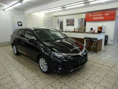 gebraucht Toyota Auris Touring Sports 1.2 T Swiss Trend
