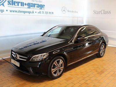 gebraucht Mercedes C200 4M Swiss Star Avantgarde