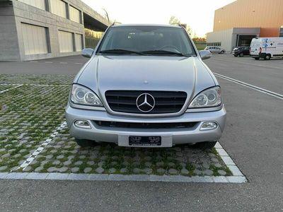 gebraucht Mercedes ML270 M-Klasse Mercedes