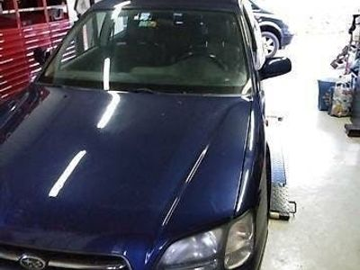 gebraucht Subaru Legacy 2.5 4WD