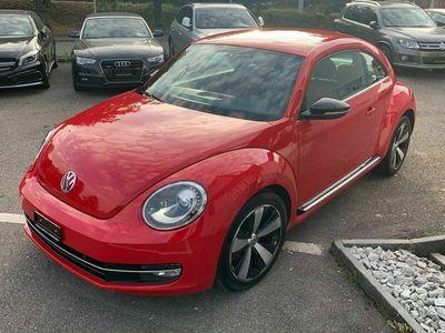 gebraucht VW Beetle 2.0 TSI Sport Edition DSG