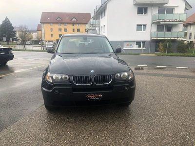 gebraucht BMW X3 25i