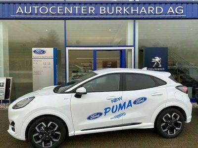gebraucht Ford Puma 1.0 EcoB Hybrid 125 ST-Line X
