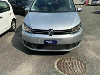 gebraucht VW Touran 1.6 TDI BMT 65th Edition DSG