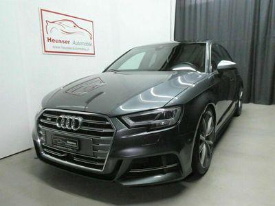 gebraucht Audi S3 Sportback  2.0 TFSI quattro S-tronic - S-Sportsitze - Panorama - 310 PS