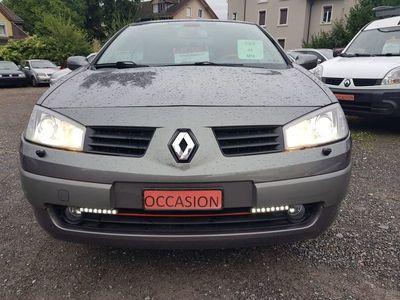 gebraucht Renault Mégane Cabriolet Coupé- 2.0 Turbo Privilège