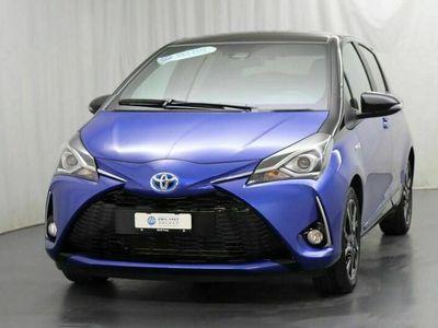 gebraucht Toyota Yaris 1.5 VVT-i HSD Style