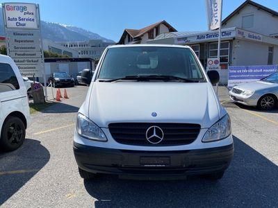 gebraucht Mercedes Vito 111 CDI 4x4