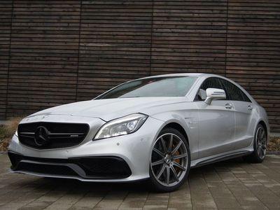 gebraucht Mercedes CLS63 AMG AMG S 4Matic Speedshift MCT