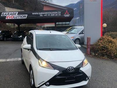 gebraucht Toyota Aygo 1.0 VVT-i x-clusiv