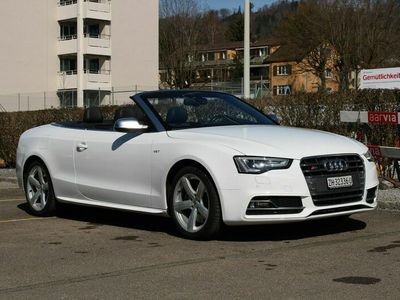 gebraucht Audi RS5 S5 / RS5 S5 Cabrio 3.0 TFSI quattro S-tronic S5 /S5 Cabrio 3.0 TFSI quattro S-tronic