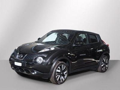 gebraucht Nissan Juke 1.6 DIG-T N-TEC 4X4