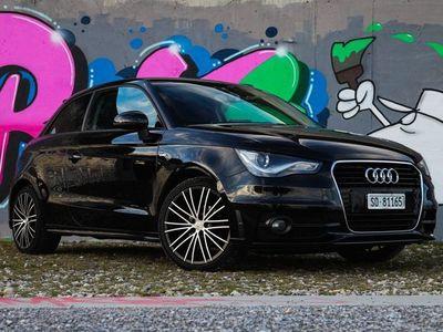gebraucht Audi A1 S-Line TFSI 1.2
