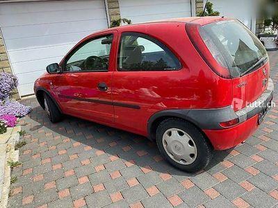 gebraucht Opel Corsa c10