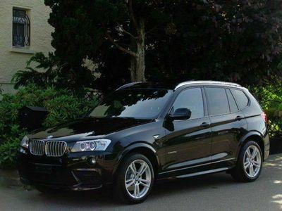 gebraucht BMW X3 xDrive 30d Steptronic
