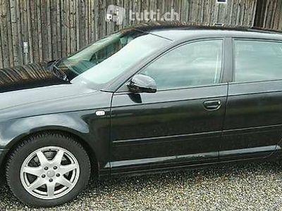 gebraucht Audi A3 Sportback 2.0 Turbo FSI 200PS