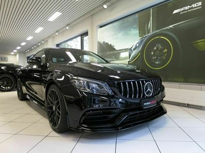 gebraucht Mercedes C63S AMG AMG 9G-tronic
