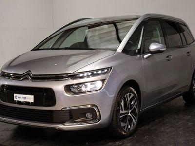 gebraucht Citroën C4 Grand Spacetourer 1.2 PureTech Feel Edition