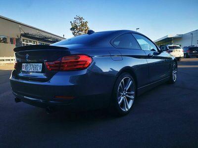 gebraucht BMW 435 3er i X-Drive mit Premium Garantie zu verkaufen