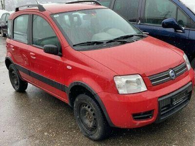 gebraucht Fiat Panda 4x4  1.3 16V JTD Climbing