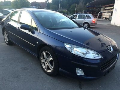 gebraucht Peugeot 407 2.0 HDI SR Selection