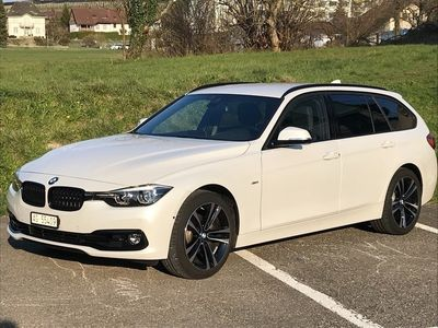 gebraucht BMW 320 3er i xDrive Touring Edition Sport Line Steptronic