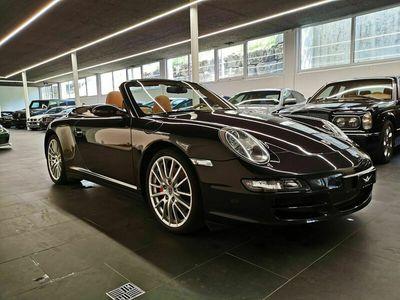 gebraucht Porsche 911 Carrera 4S Cabrio