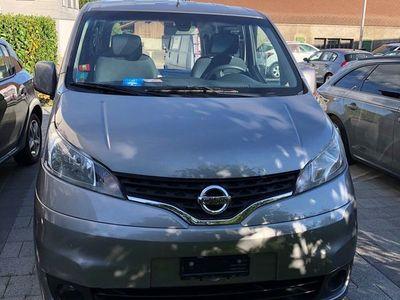 gebraucht Nissan Evalia NV200 1.5 dCi 110Tekna