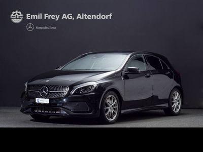 gebraucht Mercedes A250 Active Star 4MATIC
