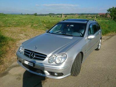 gebraucht Mercedes C55 AMG C-Klasse Mercedes Benz C 55 AMG /AB MFK C-Klasse Mercedes BenzAMG /AB MFK