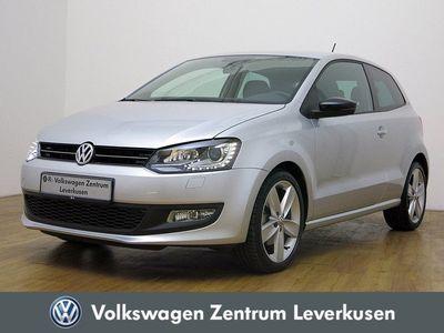 gebraucht VW Polo 1.2 TSI Silver Edition DSG PORT NAVI XENON