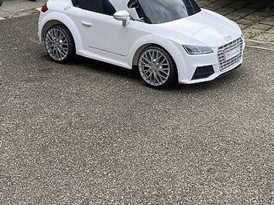 gebraucht Audi TT Roadster Elektro Kinder Auto