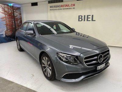 gebraucht Mercedes E220 E-KlasseAvantgrde 4Matic
