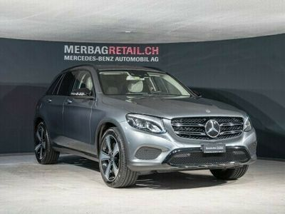 gebraucht Mercedes E250  GLC d Exclusive 4Matic