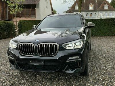 gebraucht BMW X3 M40d Steptronic
