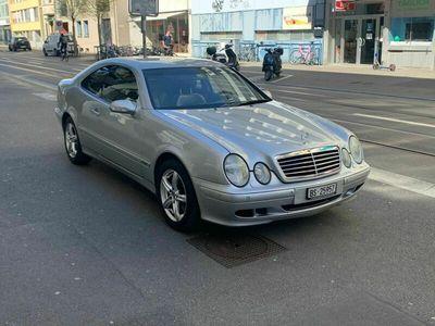 gebraucht Mercedes CLK200 CLK Mercedesneu mfk 26.04.2021