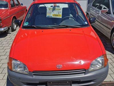 gebraucht Toyota Starlet 1.3 16V