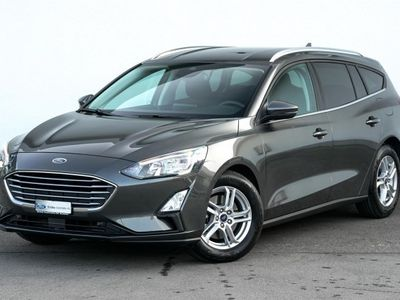 gebraucht Ford Focus Station Wagon 1.0i EcoB 125 Cool&Connect