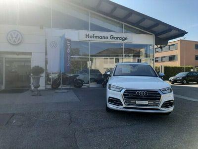 gebraucht Audi SQ5 3.0 TFSI quattro S-tronic